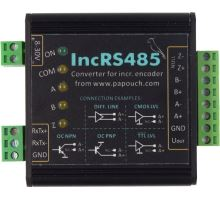 IncRS485: RS485