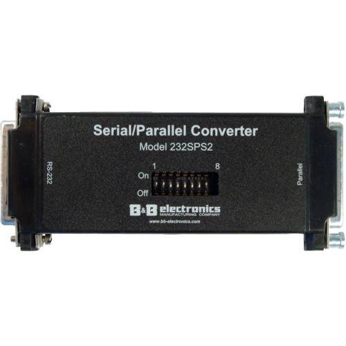 232SPS2 - Sériově-paralelní převodník