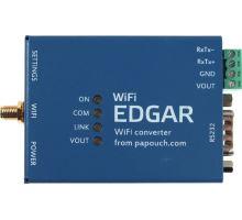 EDGAR WiFi: Převodník WiFi na RS232 nebo RS485