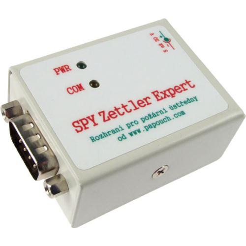 Rozhraní Ethernet pro požární ústřednu Zettler