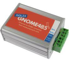 GNOME485: Převodník Ethernet RS485