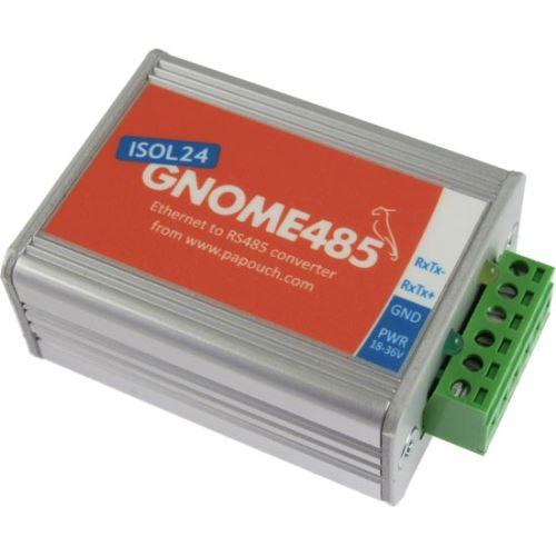 GNOME485 ISOL - s galvanicky odděleným napájením
