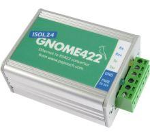 GNOME422: Převodník Ethernet RS422