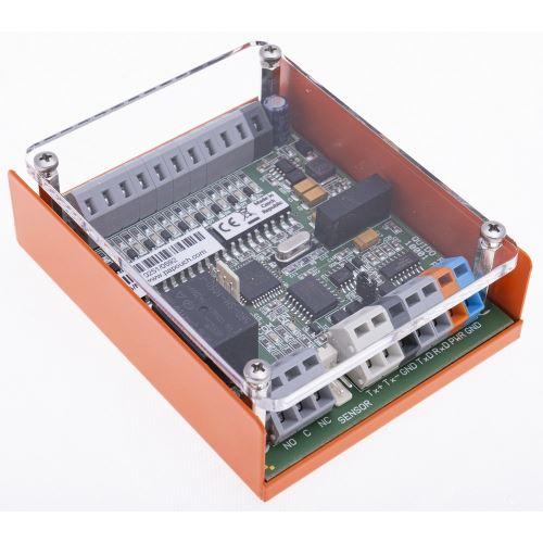 Quido RS 10/1 v boxu s plexi (elektronika není součástí dodávky).
