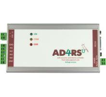 AD4RS: Měřicí převodník s RS232 a RS485