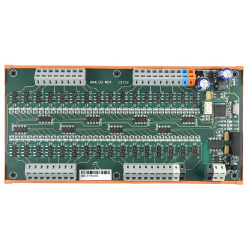 Analogový multiplexer pro PLC