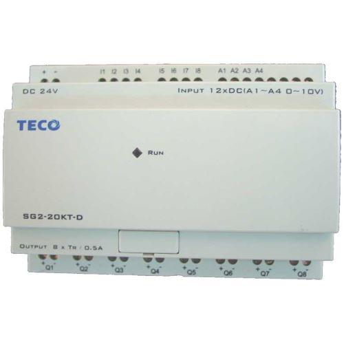 Teco SG2-20KR-D - Programovatelné relé (bez displeje a klávesnice)