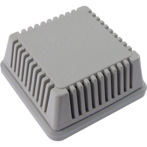 Krabička senzoru s větracími otvory