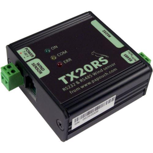 Elektronika anemometru TX20RS