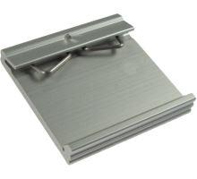 Držák na DIN 35 mm - lepený