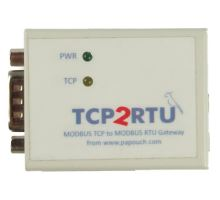 TCP2RTU: Převodník MODBUS TCP na RTU/ASCII