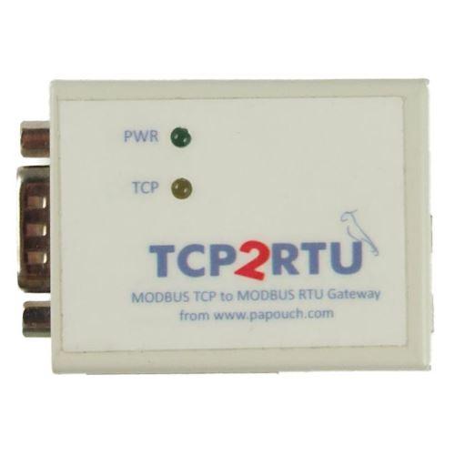 TCP2RTU s rozhraním RS232.