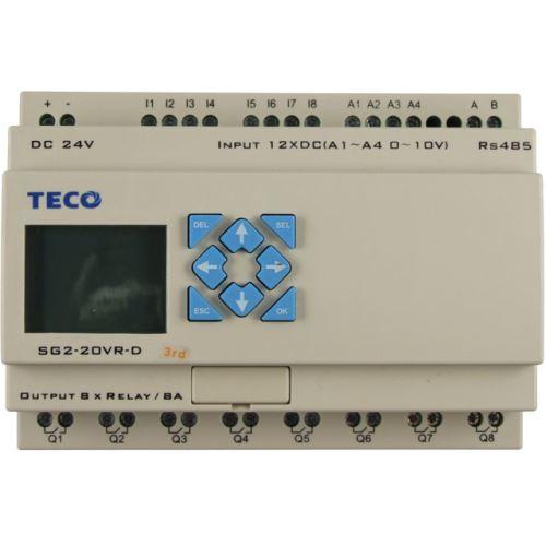 SG2-20VR-D - Teco s linkou RS485