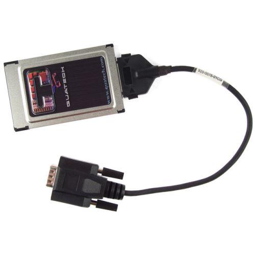 PCMCIA na 1x RS232
