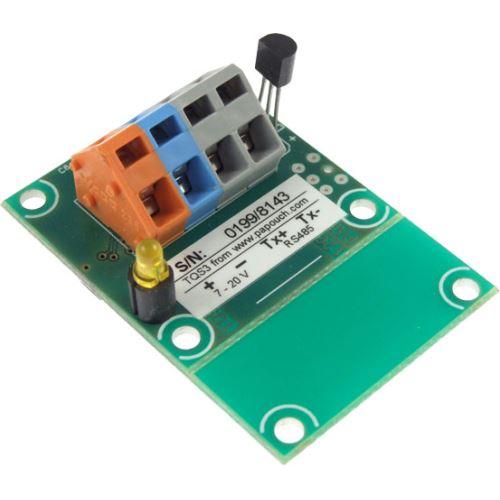TQS3 E - elektronika teploměru s RS485