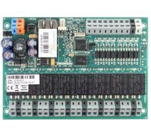 Quido ETH 8/8: 8 vstupů, 8 relé, teploměr, Ethernet