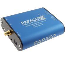 Papago 2PT WIFI: 2x teploměr pro Pt100/1000 s WiFi