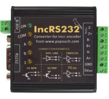 IncRS232: RS232