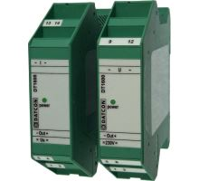 DT1600, 0-1A -> 0-10V, Efektivní hodnota, napájení 230V