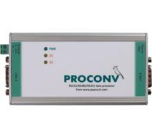 ProConv: Konvertor protokolů - datový procesor
