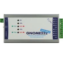 GNOME232 Double - Dva sériové porty přes Ethernet
