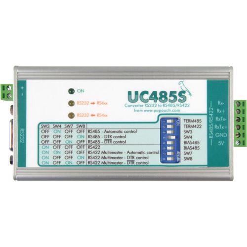 UC485 - převodník RS232 na RS485/RS422