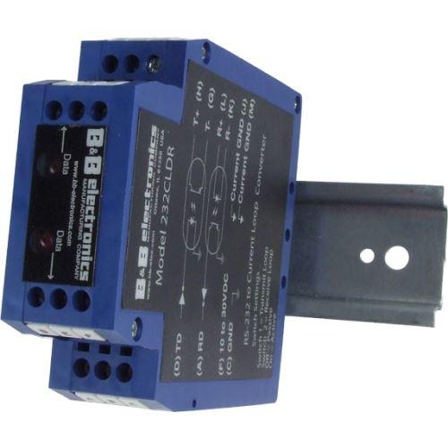 232CLDR: Převodník proudové smyčky na RS232