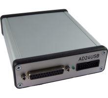 Zjednodušený 16bit A/D modul s USB
