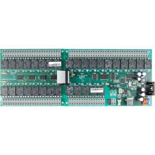 Quido USB 2/32 - 2 vstupy, 32 výstupů a teploměr