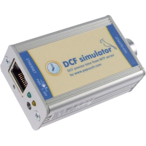 DCF simulator - generátor signálu DCF77