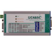 UC485C: Převodník RS232 na RS485/RS422 - D-SUB9