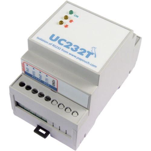 UC232T - průmyslové galvanické oddělení RS232