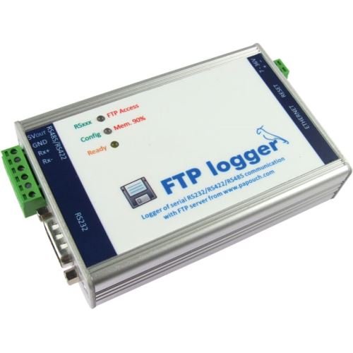 FTP logger