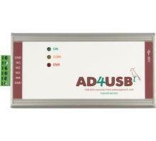AD4USBU - Pro napětí 0 až 10 V