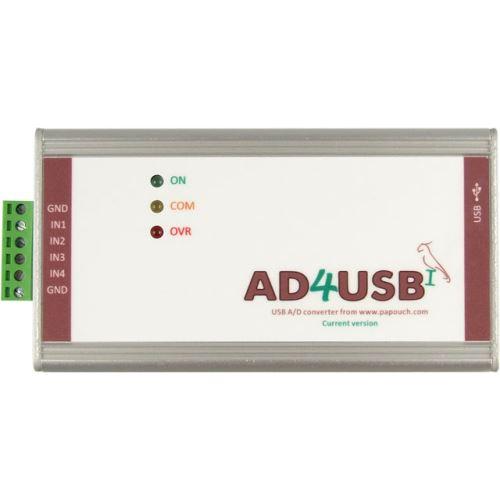 AD4USB - měřicí převodník s USB